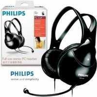 Philips PC Full Size Headphone Mic