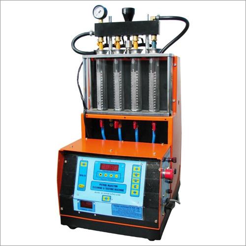 Petrol Injector Testing Machine