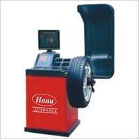 Wheel Balancing Machine RF Technology