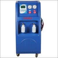 Semi Automatic AC Recycling Machine