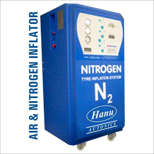 Nitrogen Plus Air  Inflator Combo