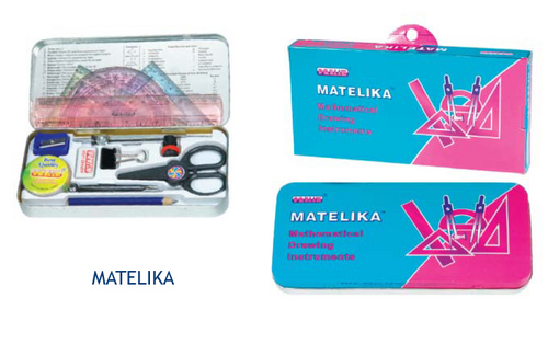Metalika Geometry Box