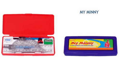 Myminni minni Geometry Box
