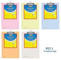 Prime Small Clip Board TPT Unbreakable PST-1