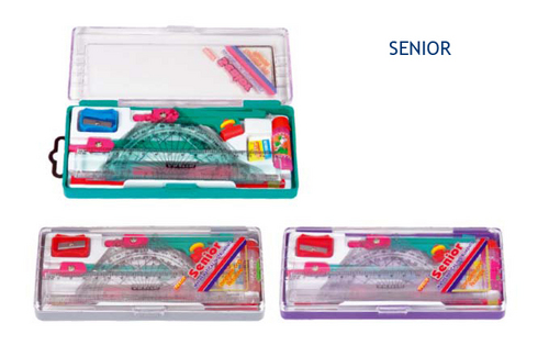 Senior Geometry Box plastic