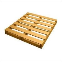 Two Way Entry Wooden Pallets