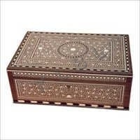 Acrylic Richly Inlaid Jewel Box