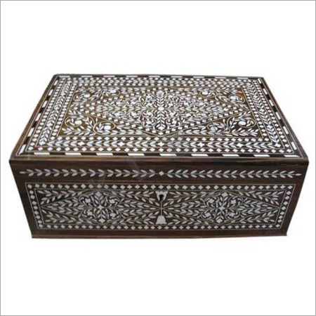 Wooden Inlaid  Boxes