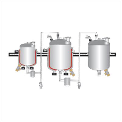 Automatic Liquid Oral Plant