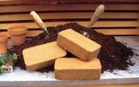 Coir Peat Bricks