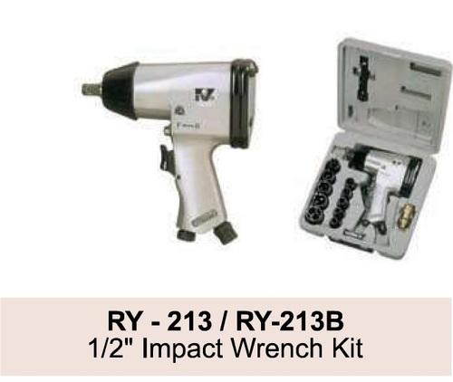 RY-213 Air Impact Wrench / Kit