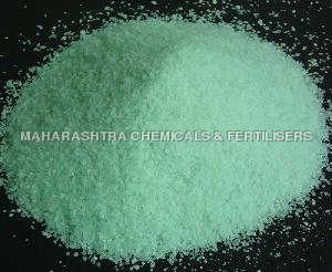 Ferrous Sulphate Crystals Heptahydrate