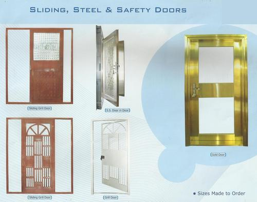 MS Steel Door