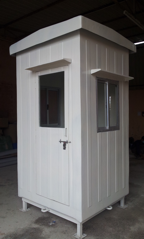 FRP Security Cabin Manufacturer