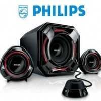 Philips 2.1 Multimedia PC MP3 TV Speakers