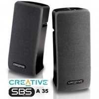 Creative A35 Multimedia 2.0 Laptop Speakers