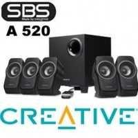 Creative SBS A520 Multimedia 5.1 Speakers
