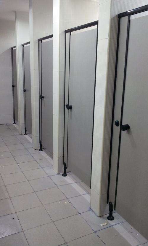 Nylon Toilet Cubical