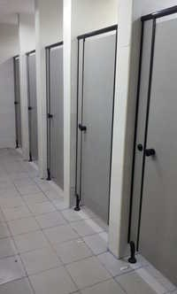 Nylon Toilet Cubical