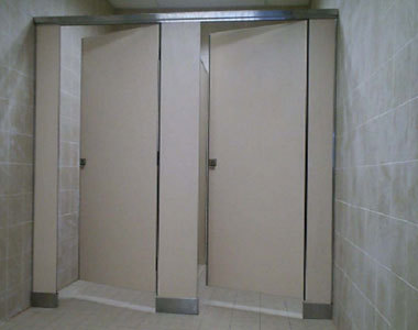PD Cubicle Doors