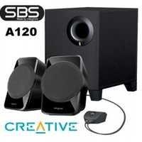 Creative Multimedia 2.1 Laptop Speakers