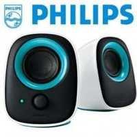 Philips Multimedia USB PC Laptop Speakers