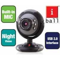 iBall C 8.0 Webcam Night Vision