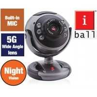 iBall C 12 Webcam Night Vision