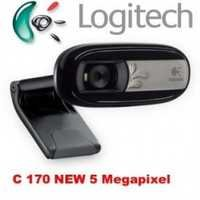 Logitech 5 MP WebCam