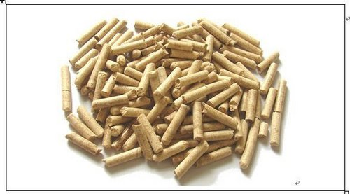 Wheat Bran Pellets