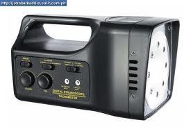 STROBOSCOPE, LED array, battery power, photo Tachometer,2 in 1
