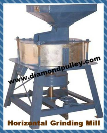 HORIZONTAL GRINDING  MILL