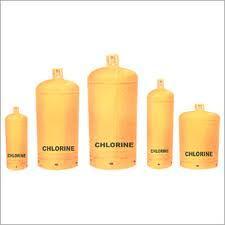 Liquid Chlorine Gas