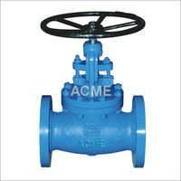 Flanged Globe Valves