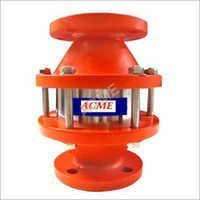 In Line Flame Arresters