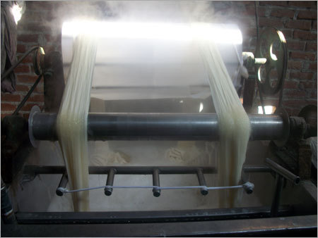 Cotton Lace Dyeing Service