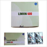 Linvin 600mg Tablet