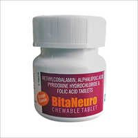 Bitaneuro Chewable Tablet