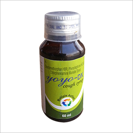 Yoyo-DX Cough Syrup