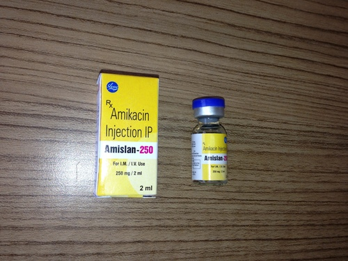 Amislan-250 mg Injection