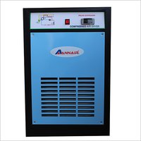 Refregeration compressed air dryer