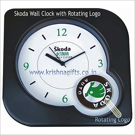 Skoda Wall Clock