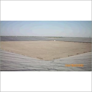 Geotextile Landfill