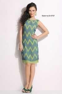 Ladies Short Designer Dress
