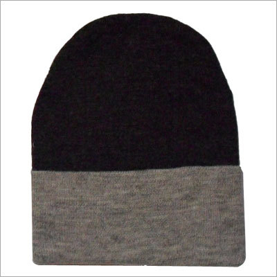 Winter wool Cap