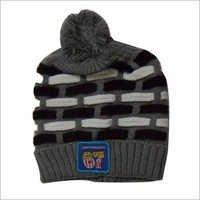 Woven Winter Cap