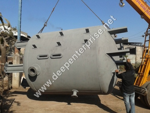 Water Treatment Plant Rubber Lining