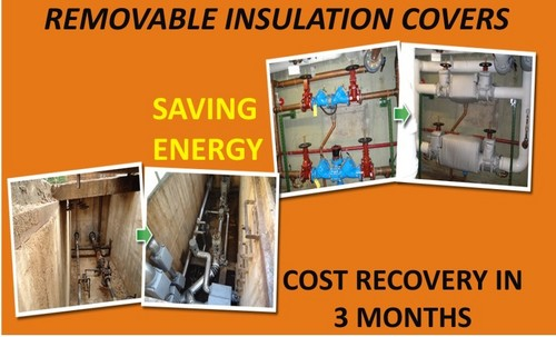 Removable Thermal Insulation Covers
