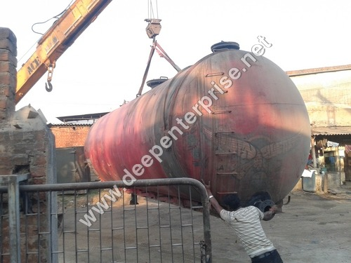 Acid Storage Tank Rubber Lining
