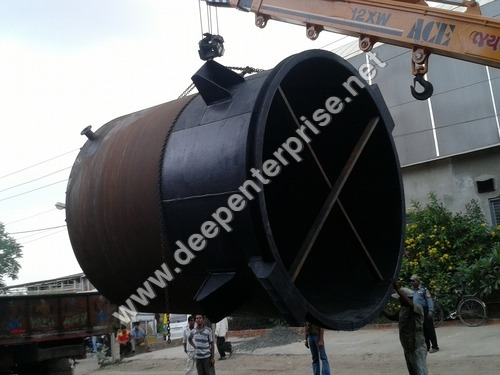 Water Tanks Rubber Lining